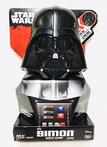 Disney Hasbro Simon Star Wars Darth Vader Musical Game New SIMON SAYS *NEW /& BOX