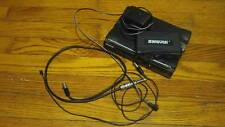 Shure T4N-CQ Wireless Microphone and Guitar Transmitter and Receiver