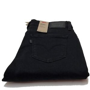 D Jeans 711 Femmes Levis Noir Skinny xXwZ6E45qW