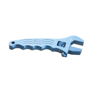 Aluminum-Alloy-Adjustable-AN-Wrench-Hose-Fitting-Tool-Spanner-Blue
