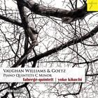 Klavierquintette c-moll von Fabergé-Quintett,Yoko Kikuchi (2014)