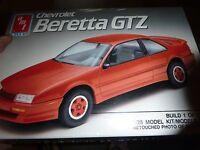 Amt Chevy Beretta 1991 Gtz 1/25 Model Car Mountain Kit