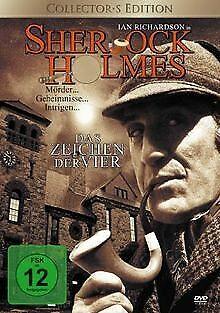 Sherlock Holmes - Im Zeichen der Vier [Collector's Editio... | DVD | Zustand gut