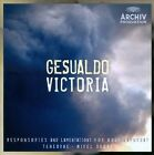 Gesualdo & Victoria (CD, Mar-2013, Archiv Produktion)