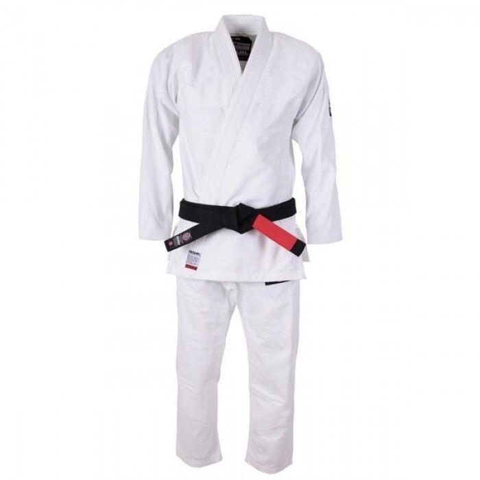 Tatami Hokori Bjj Gi Bianco Jiu Jitsu Brasiliano Karategi Kimono