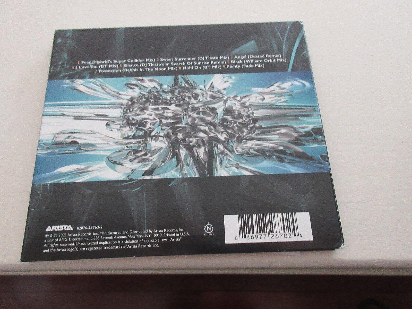 Sarah McLachlan , Remixed , CD