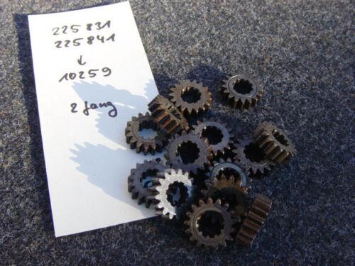 Festrad 16 Z 2 Gang 4Gang Motor  S51  Diverse Neu Simson Neu  DDR    S225831