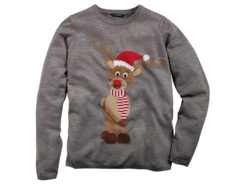 Esmara ® da Donna Natale Maglione Maglione Inverno Pullover Pullover A Maglia r14