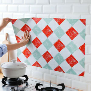 Self-Adhesive-Wall-Sticker-Kitchen-Oil-proof-Waterproof-Stickers-Aluminum-Foil