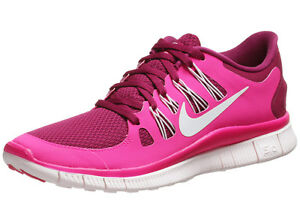 297d825469a NIKE FREE 5.0 WOMENS LADIES BAREFOOT RUNNING GYM TRAINERS SHOES UK ...
