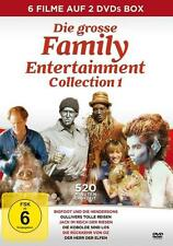 Die große Family Entertainment Collection 1 !! NEU&OVP !!