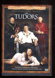LES-TUDORS-Saison-1-10-episodes-Jonathan-RHYS-MEYERS-Sam-NEILL-3-DVD-ZONE-2