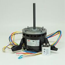 Motor For Goodman 0131f00022 0131f00022sp Hvac 12hp 115v 1075 Rpm Flex Mount