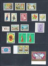 MIXED LOT STAMPS -  Lebanon Stamp 19 pcs - 1960 1961 1966 1973 1974
