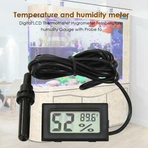 Digital-LCD-Thermometer-Hygrometer-with-Probe-Temperature-Humidity-Gauge