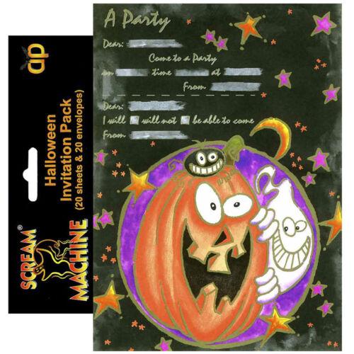 Halloween Party Vaisselle Citrouille Pals sinistre et Gobelets Assiettes Serviettes