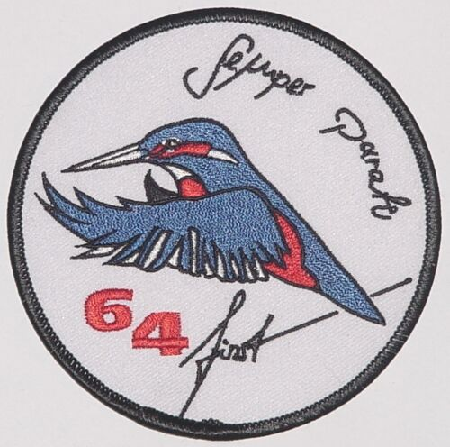 Staffel Semper Parte .............A4493 Luftwaffe Aufnäher Patch HTG 64 1