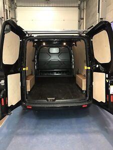 Ford Transit Custom Lwb L2 Ply Lining Kit No Floor Free