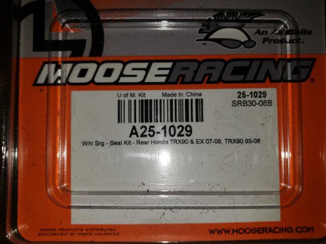 Moose Racing A25-1029 Wheel Bearing Kit