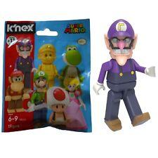 K'nex Knex Super Mario Blind Bag Series 11 Golden Mario Minifigure Authentic
