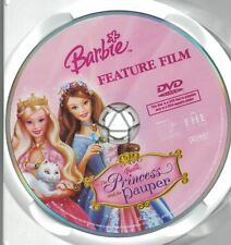 Barbie as the Princess and the Pauper DVD, 2004