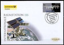 BRD 2004: Raumstation ISS! Post-FDC Nr. 2433 mit Berliner Ersttagsstempel! 1703