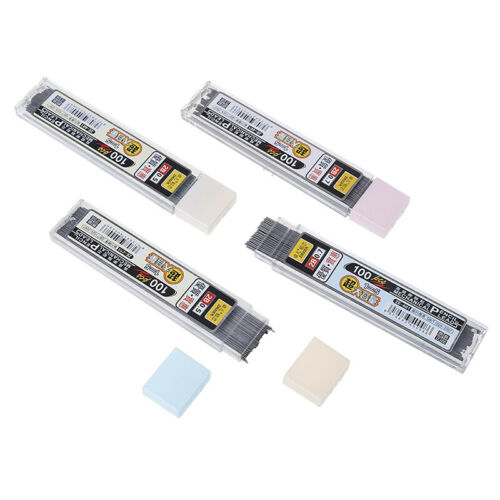 100Pcs graphite lead 2b mechanical pencil refill automatic replace pencil leadPD