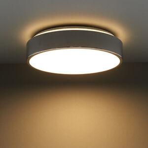 ENDON-lipco-a-filo-Bagno-Lampadario-a-soffitto-IP44-CROMATO-amp-BIANCO-15W-LED