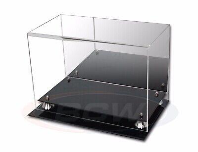 Bcw Deluxe Acrylic Single Shoe Display, Shoe Glass Case