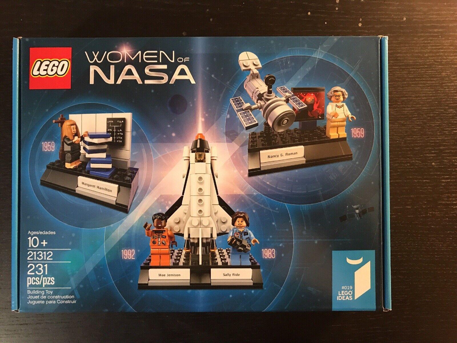 nuovo LEGO IDEAS  donna Of NASA Set  21312 IN-He  SEALED gratuito SHIPPING  231pcs.  basso prezzo del 40%