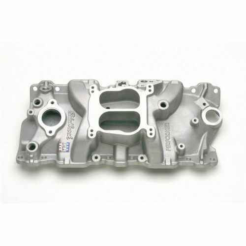 Edelbrock 3701 Performer Intake Manifold For 1955-86 Small Block Chevy 262-400