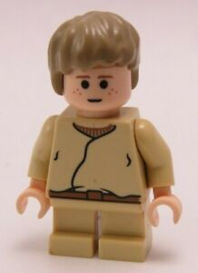 LEGO Star Wars Anakin Skywalker sw0159 Minifigure 7660 ...