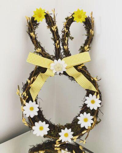 Artificial Easter Wreath Flower Arrangement