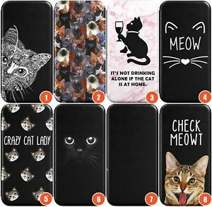 Details About Cute Cats Wallet Phone Case For Iphone Cute Beautiful Wine Kitten Pattern