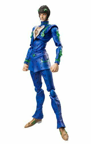 New In Box Medicos SAS JoJo's Bizarre Adventure Part.5 Bruno Bucciarati Figure