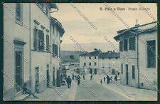 Firenze San Piero a Sieve cartolina QQ2388