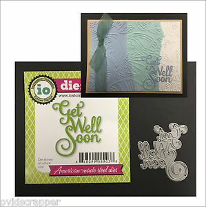 image is loading get well soon metal die impression obsession cutting