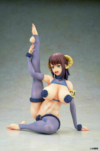Anime Q-Six Oideyo Mizuryu Kei Land Pacola 1//6 Scale PVC Figure New No Box 20cm