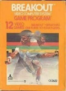 Breakout-Atari-2600-Game-Authentic