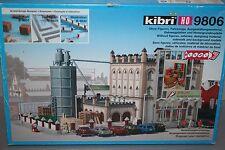 Kibri 9200 Bausatz Lagerhaus AG mit Gartenmarkt Spur H0 OVP