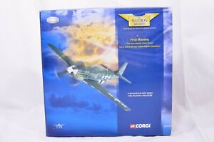 Corgi The Aviation Collection P51D Mustang 'The Hun Hunter from Texas' AA32202