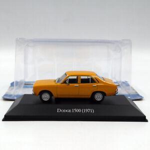IXO-Altaya-1-43-DODGE-1500-1971-modelli-pressofusi-edizione-limitata-collezione-toys