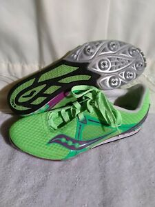 Womens Saucony Velocity 5 Track Shoes