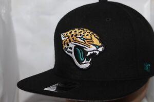 Jacksonville-Jaguars-039-47-NFL-Super-Shot-Cap-Hat-Adj-Pull-Thru-30-00-NEW