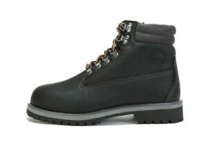 "Timberland Junior/'s 6/"" Premium Waterproof Boots NEW AUTHENTIC Black A1PLK"