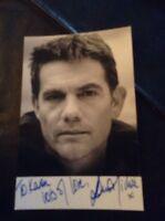 John Michie Hand signed Autograph