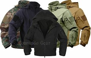 Image is loading Special-OPS-Tactical-Soft-Shell-Jacket-w-Waterproof- 7be35567bb8