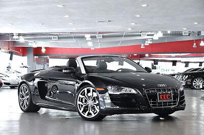 Audi : R8 V10