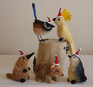 image is loading australian animal christmas tree brush hanging ornaments xmas
