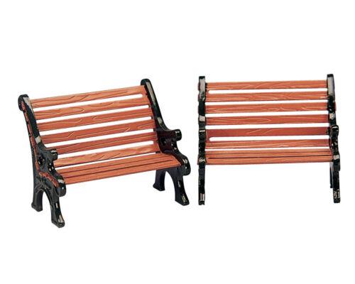 set//2 923 34895 Noël park bench LEMAX accessoires